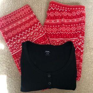 Pajama set bundle